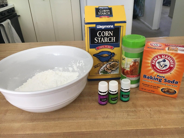 Step 2: Dry Ingredients