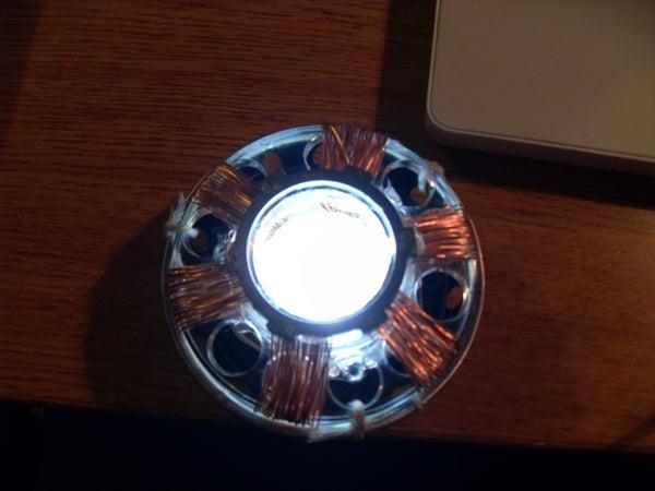 DIY Iron Man Arc Reactor!