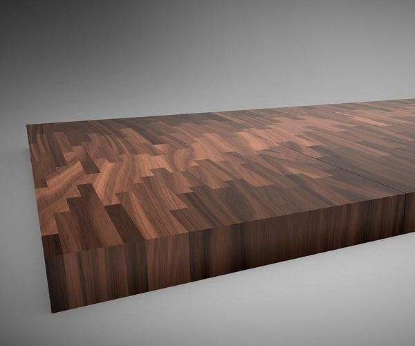 Gradient Flow Table