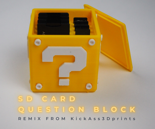 Question Block Remix