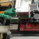 Add a WIZ820io / USR-ES1 -  Wiznet W5500 Network Port to Your Raspberry Pi.
