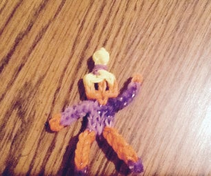 Rainbow Loom Gymnast