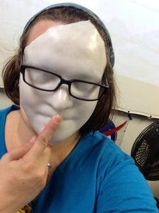 Custom-Molded InstaMorph Mask