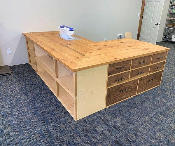 Quilting Desk