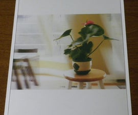 3D Lenticular Printing Using Photoshop and Inkjet Printer