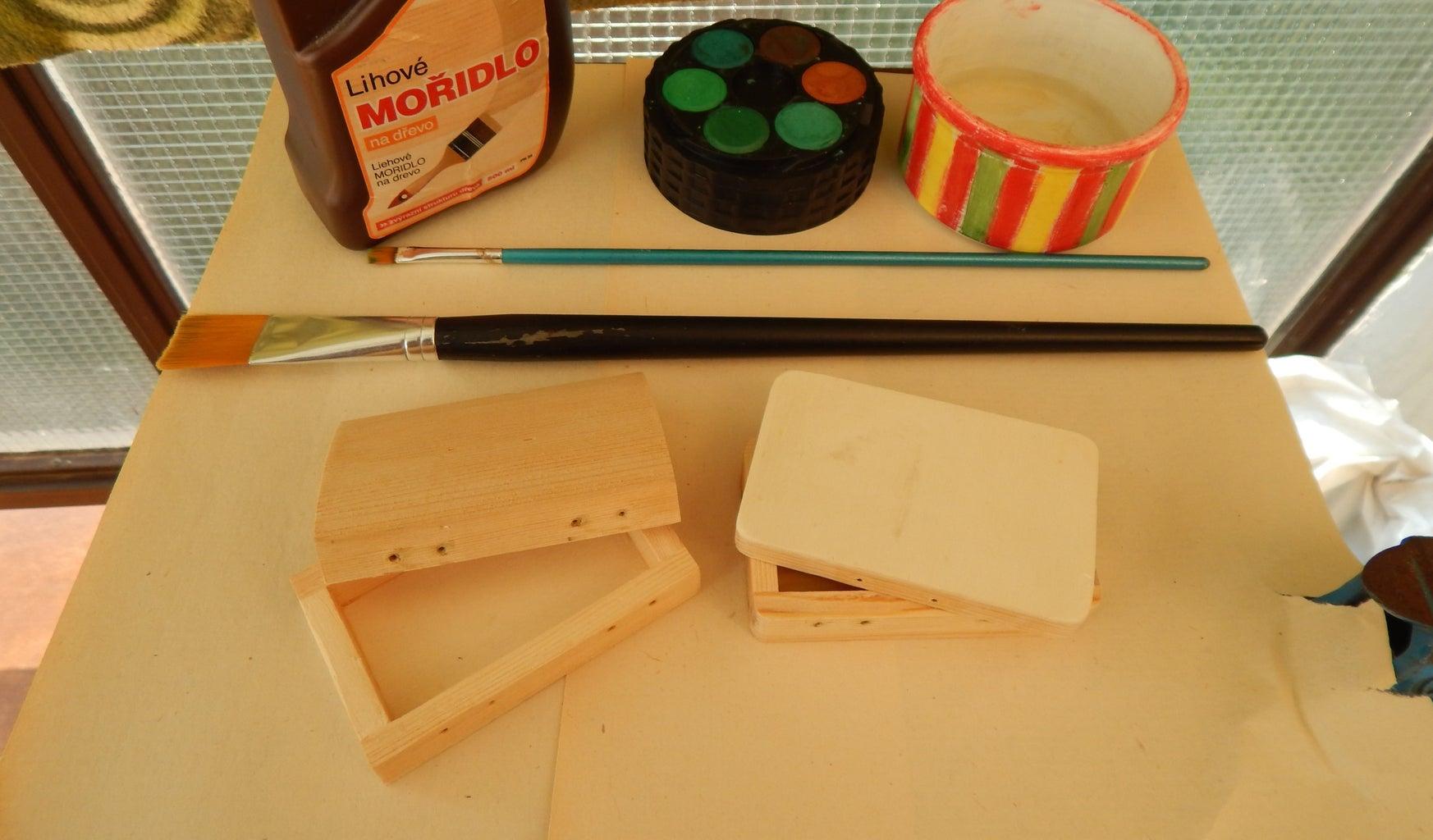 Box Coloring