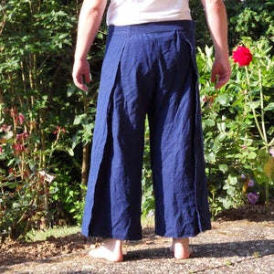 How to Sew Summer-wrap-around-pants