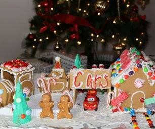 Gingerbread House for Kids