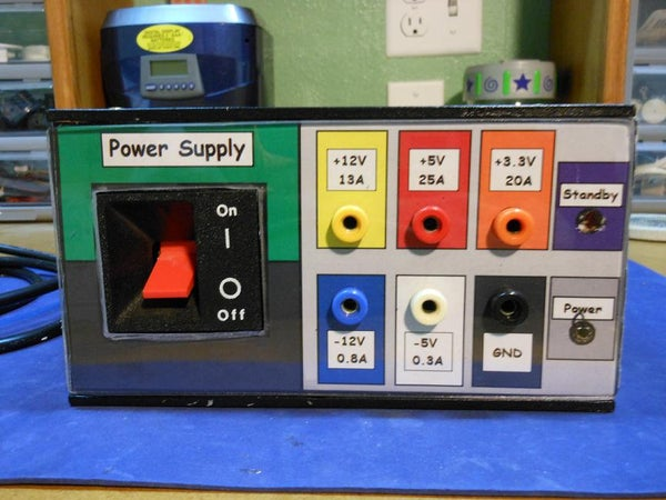 How to Build a Power Supply for Electronics Hobby