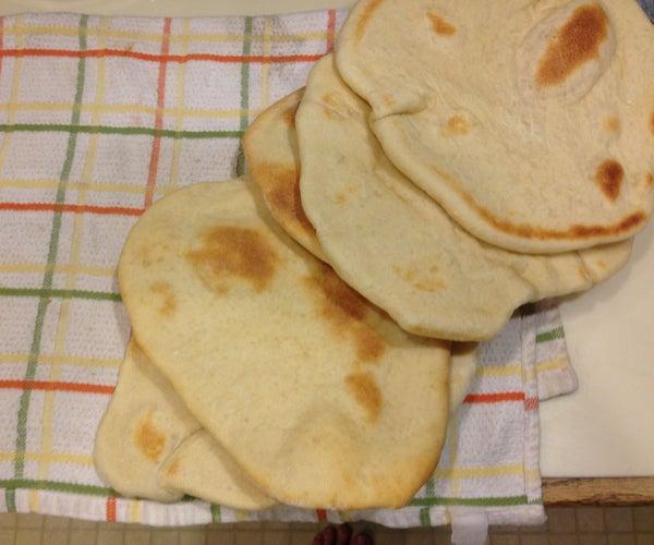 Simple Pita Bread