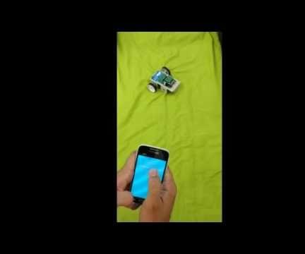 Internet Controlled Robot Using Bolt IoT Platform