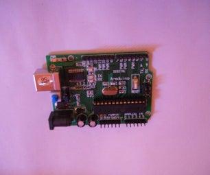 Arduino Blog Topic Generator