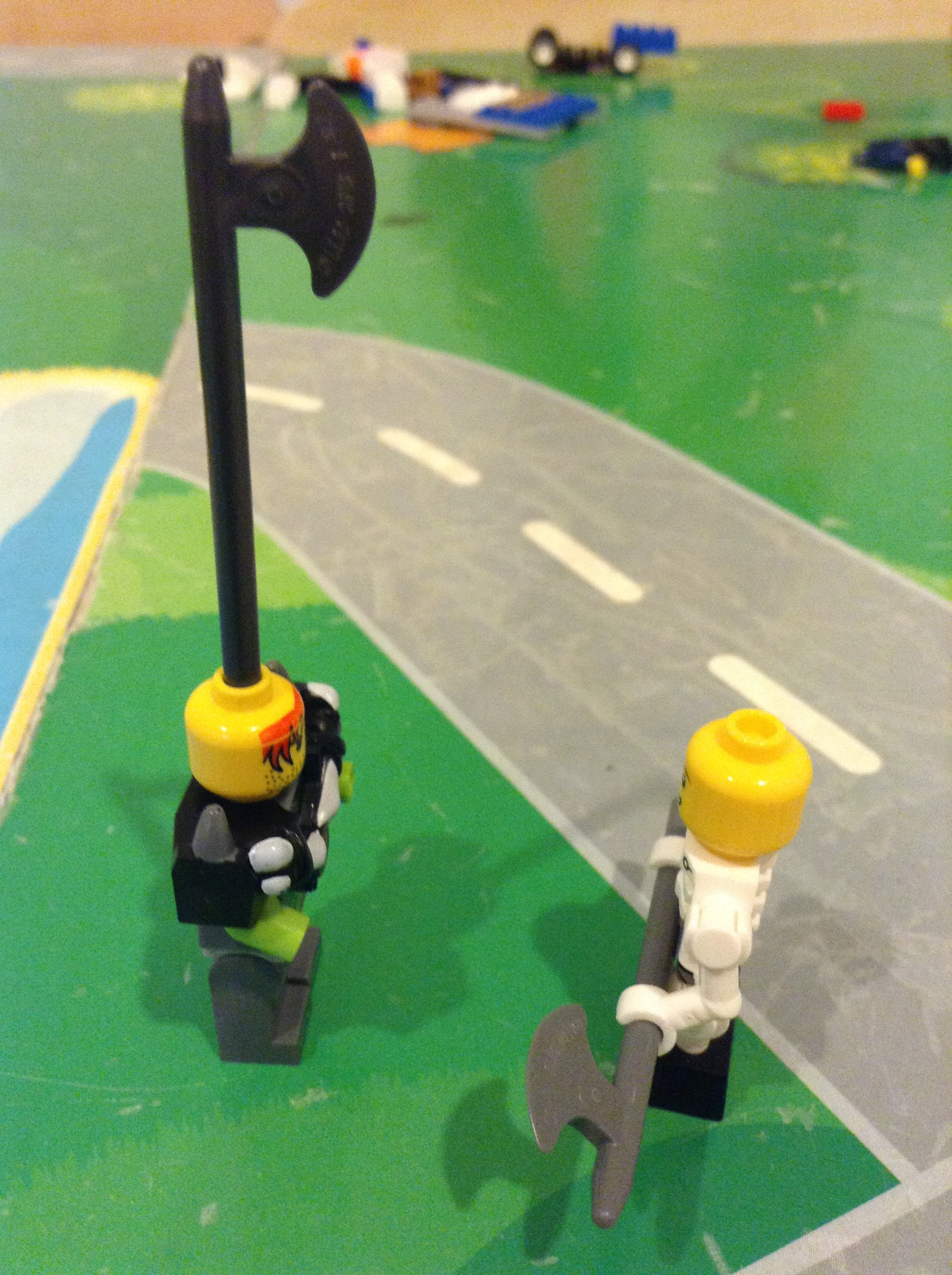 Lego Fight