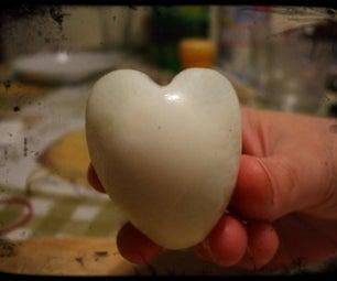 The Secret of the Heart Shaped Egg