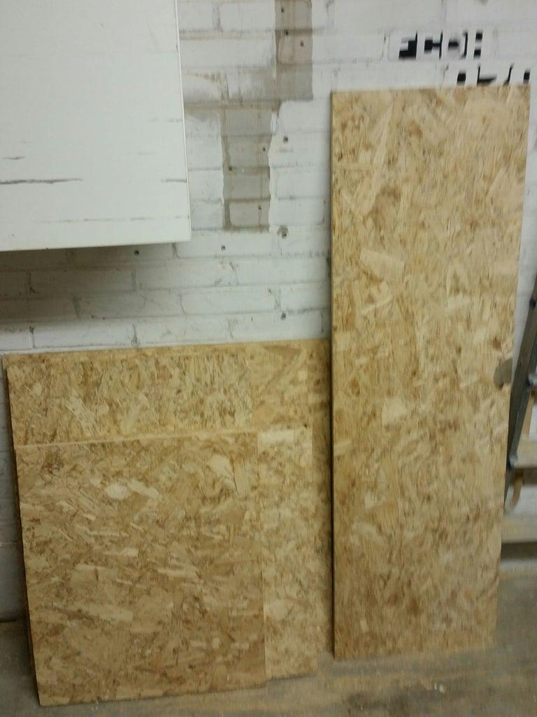 First Make a Big Box.