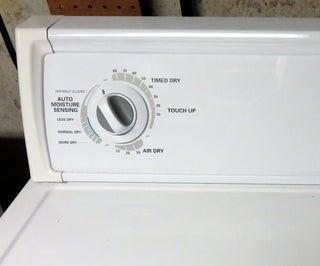 Replace Broken Dryer Door Swich