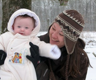 How to Get Baby to Eat a Snowball for the First Time