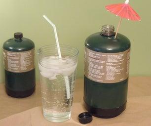 Propane Tank-ard Insulated Beverage Bottle