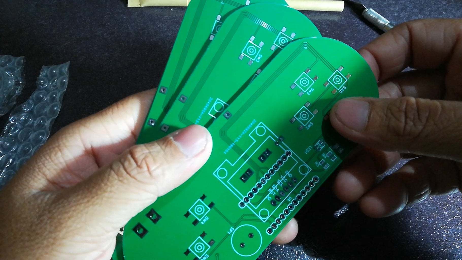 Assembling Your PCB