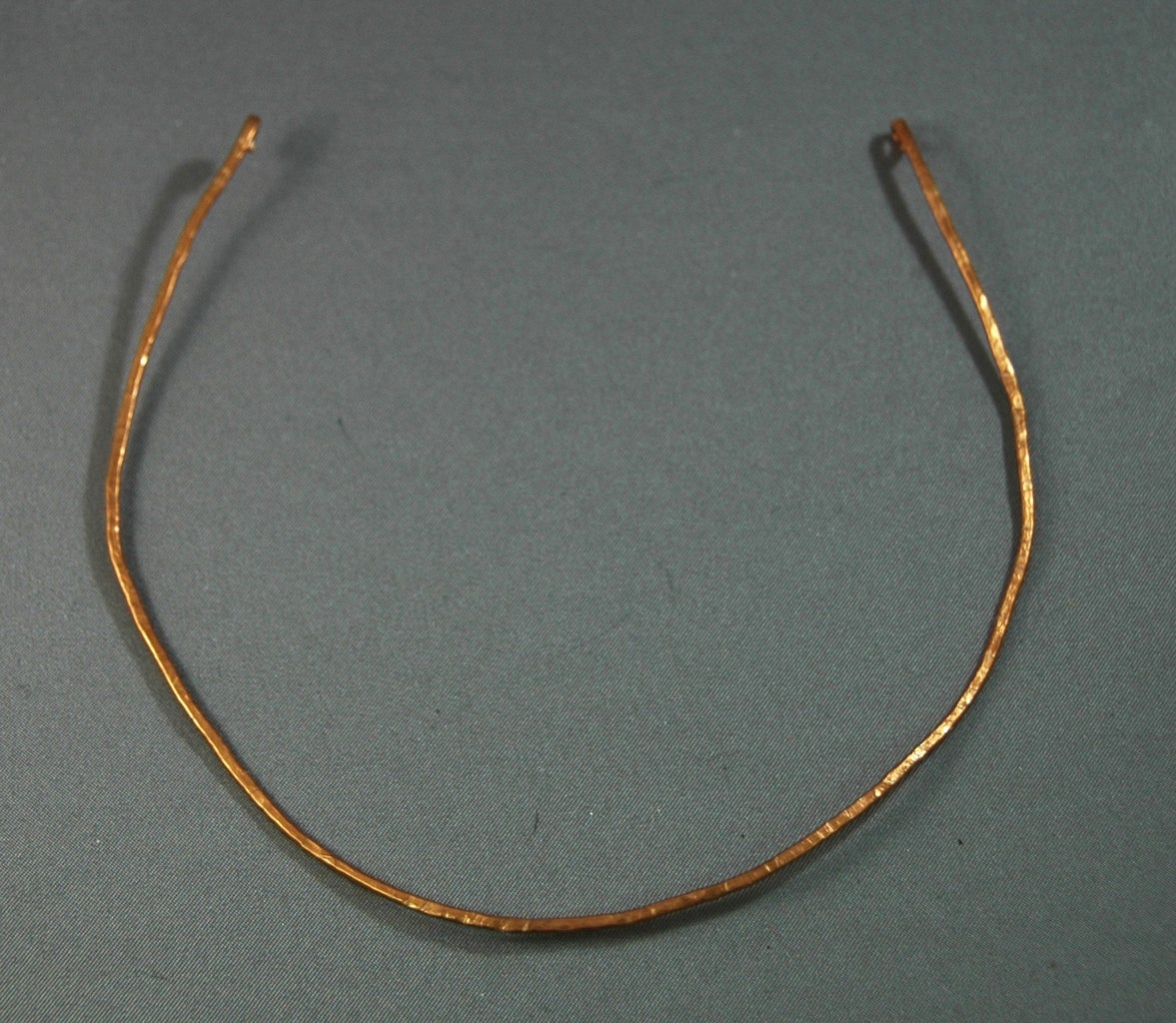 Assemble the Neck Wire