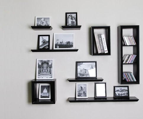 Wall Floating Shelves Installation