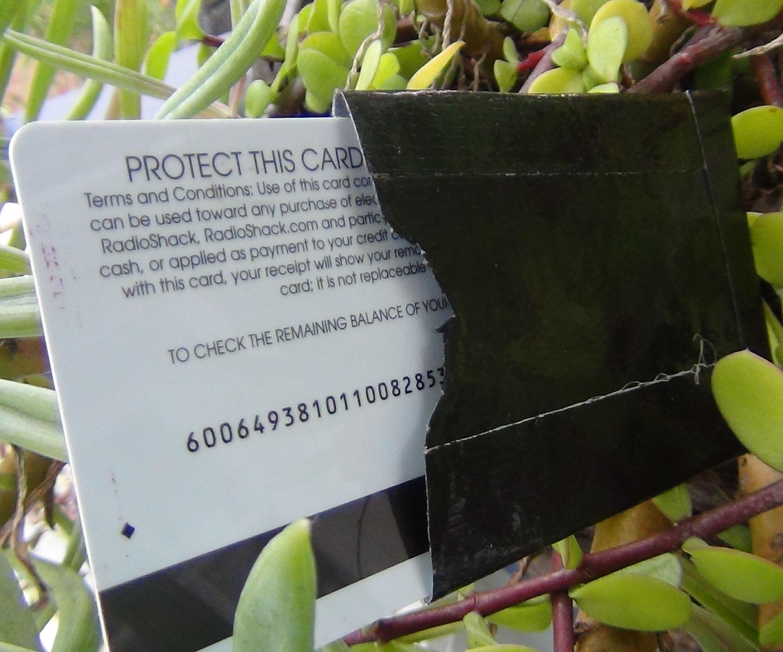 RFID sleeve shield