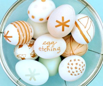 Egg Etching