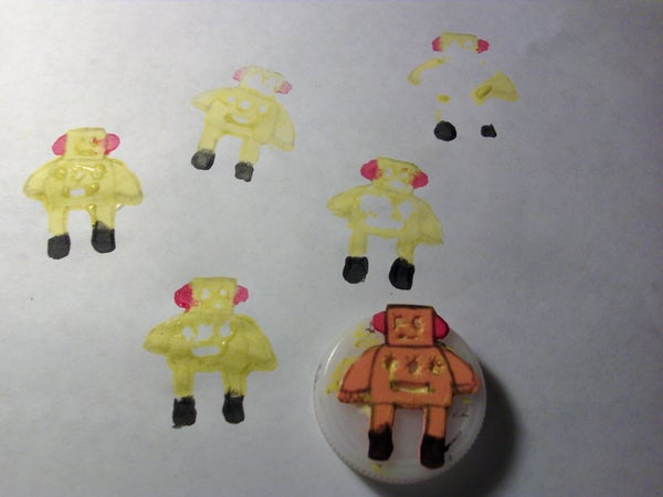 Make an Instructable Robot Stamp