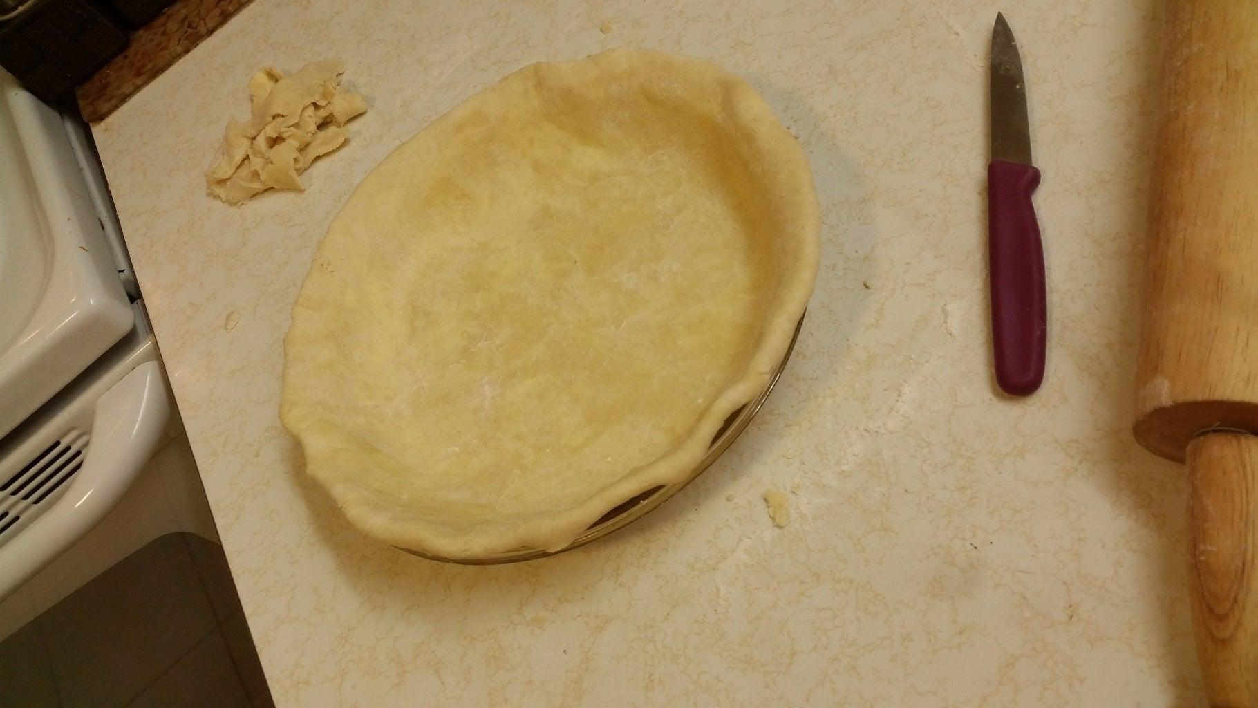 Prepare Your Crust