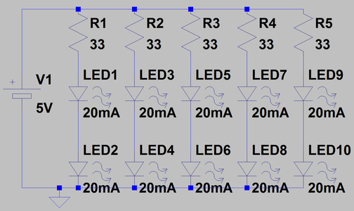 Designing a Simple Circuit for Your LEDs