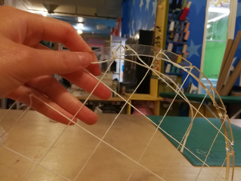 Wrap String