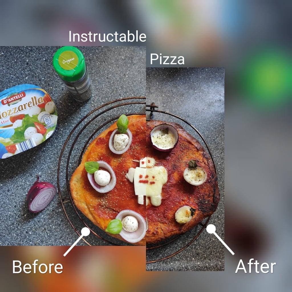 Speedy Pizza, Easy Pizza