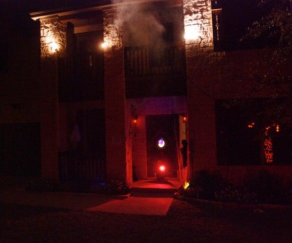 Raspberry Pi Halloween Lights and Music Show