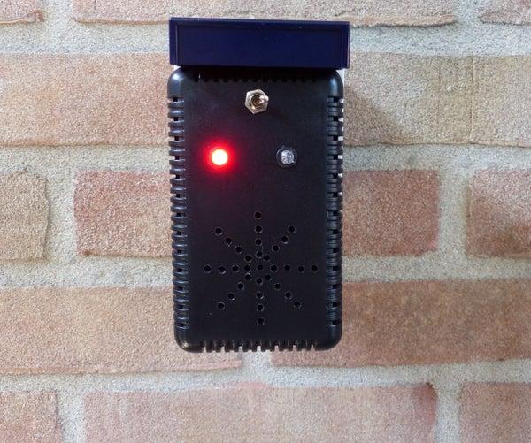 Wireless Doorbell Receiver