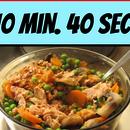 Nutritious Mush in 10 Min. 40 Sec.