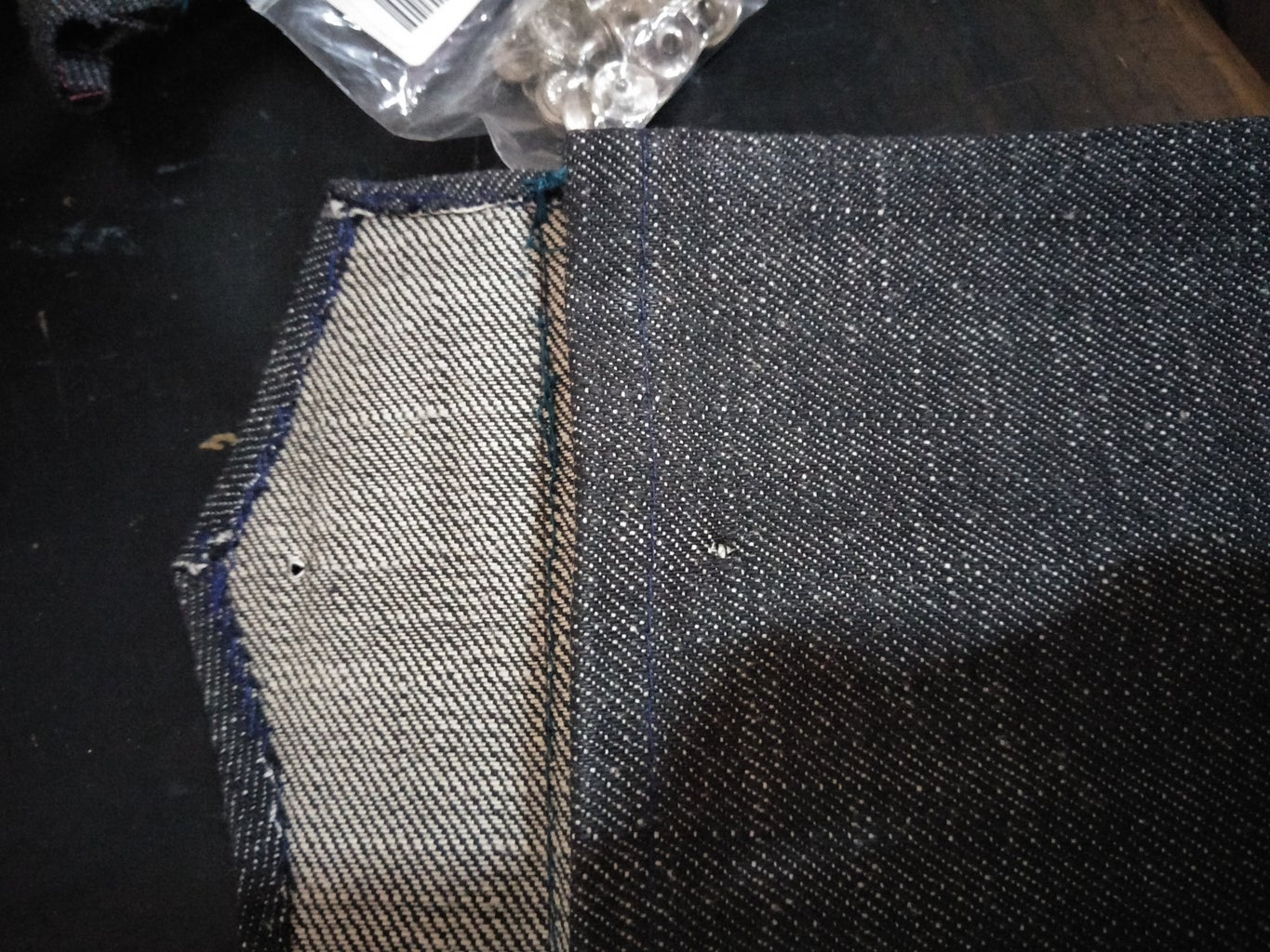 Sewing the Double-Sided Pocket Insert