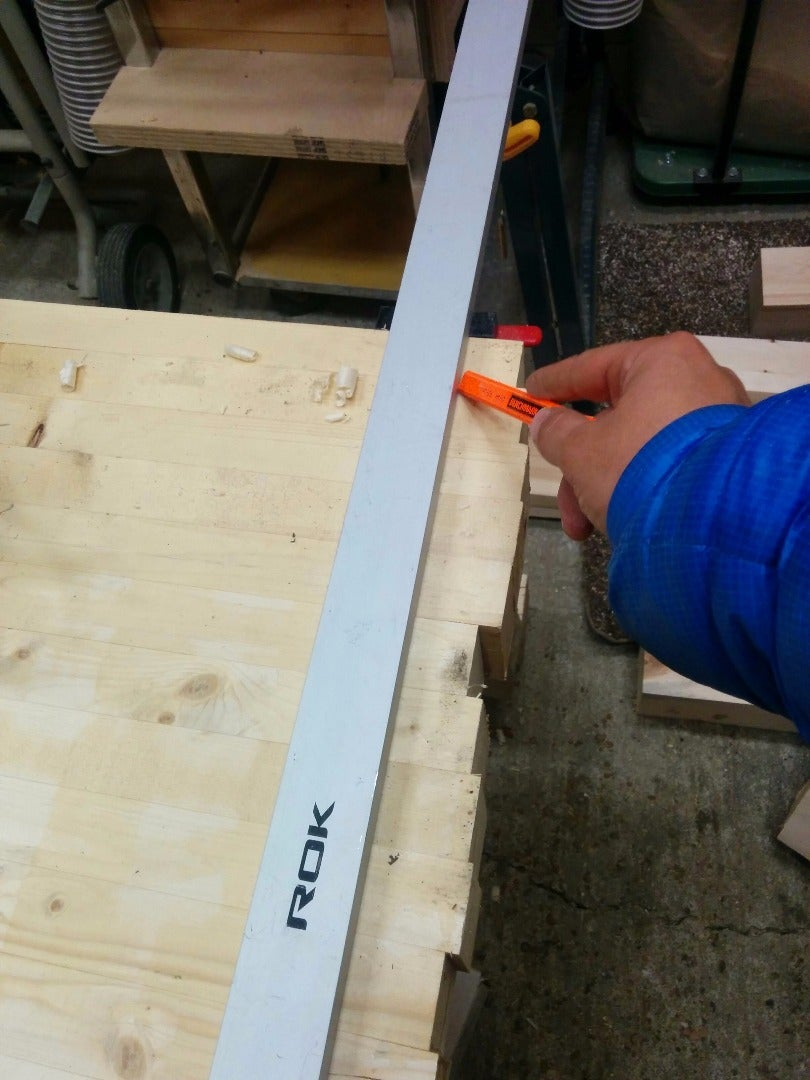 Step 4: Cut Your Slab to Length