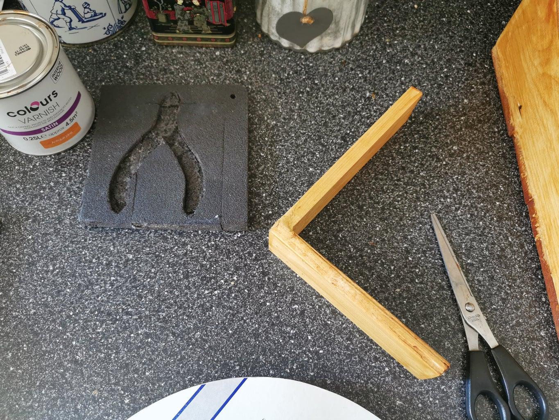 Add Ons and Applying Varnish