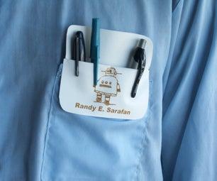 DIY Pocket Protector