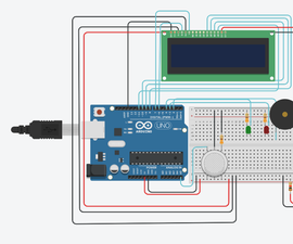 Anay Shah - Gas Detector - Arduino Tinkercad