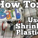 Shrink Plastic How To: Name Tag
