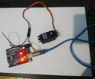 How to Fix Inaccurate Shaft Angle Rotation Servo Motor on Arduino Controller