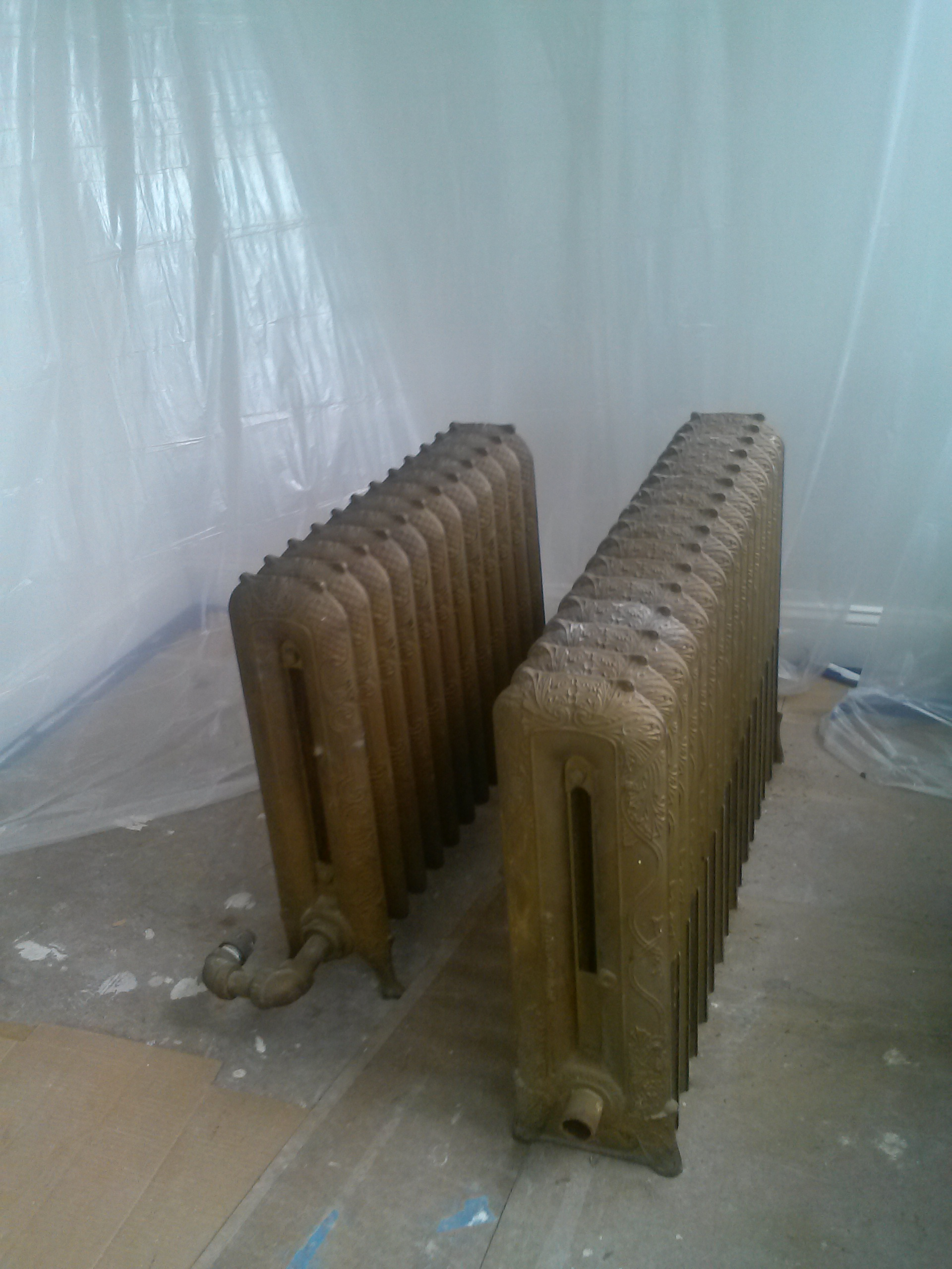 Refurbishing Antique Radiators 7 Steps With Pictures Instructables