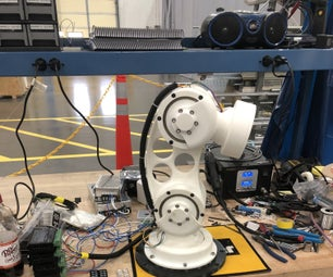 Yet Another 3D Printed Robot Arm