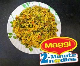 Masala Maggi!