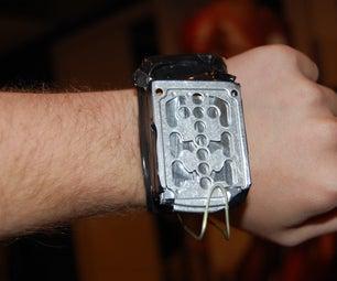 Cyberpunk Cellphone Watch