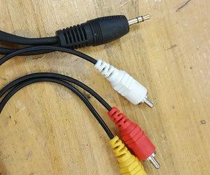 DIY Aux Cable