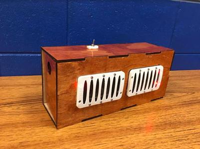 Light-Up Bluetooth Speaker