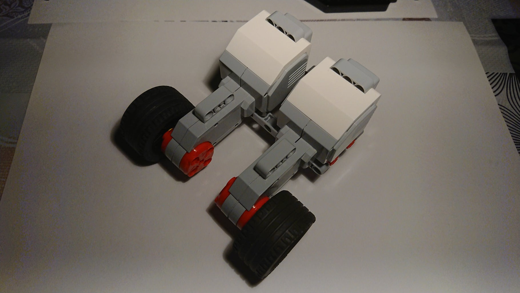 Build the Rover