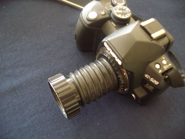$6 Macro Tilt Lens without glue or duct tape
